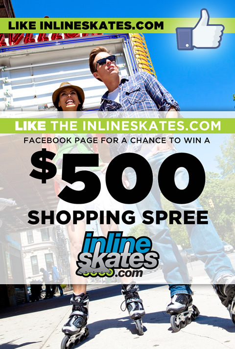 $500 Shopping Spree Contest