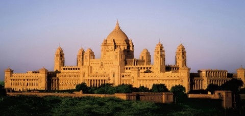 The Umaid Bhawan Palace