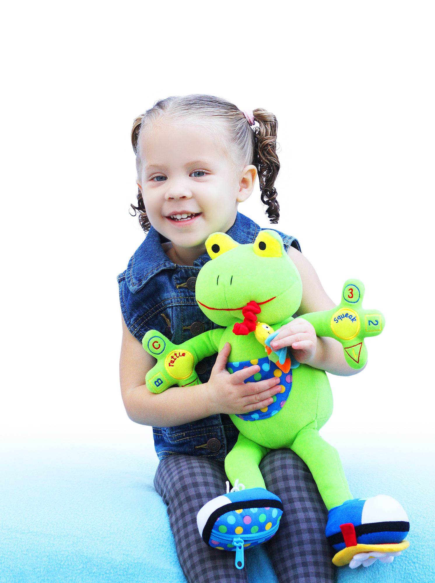 My PAL Jumper the Frog Activity Toy – Best Educational Toy for